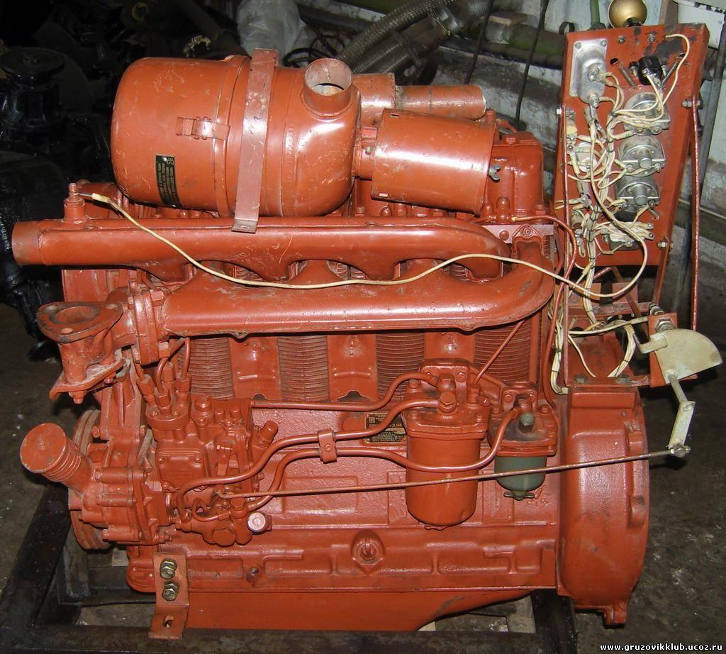 ремонт двигателя д-144 инструкция